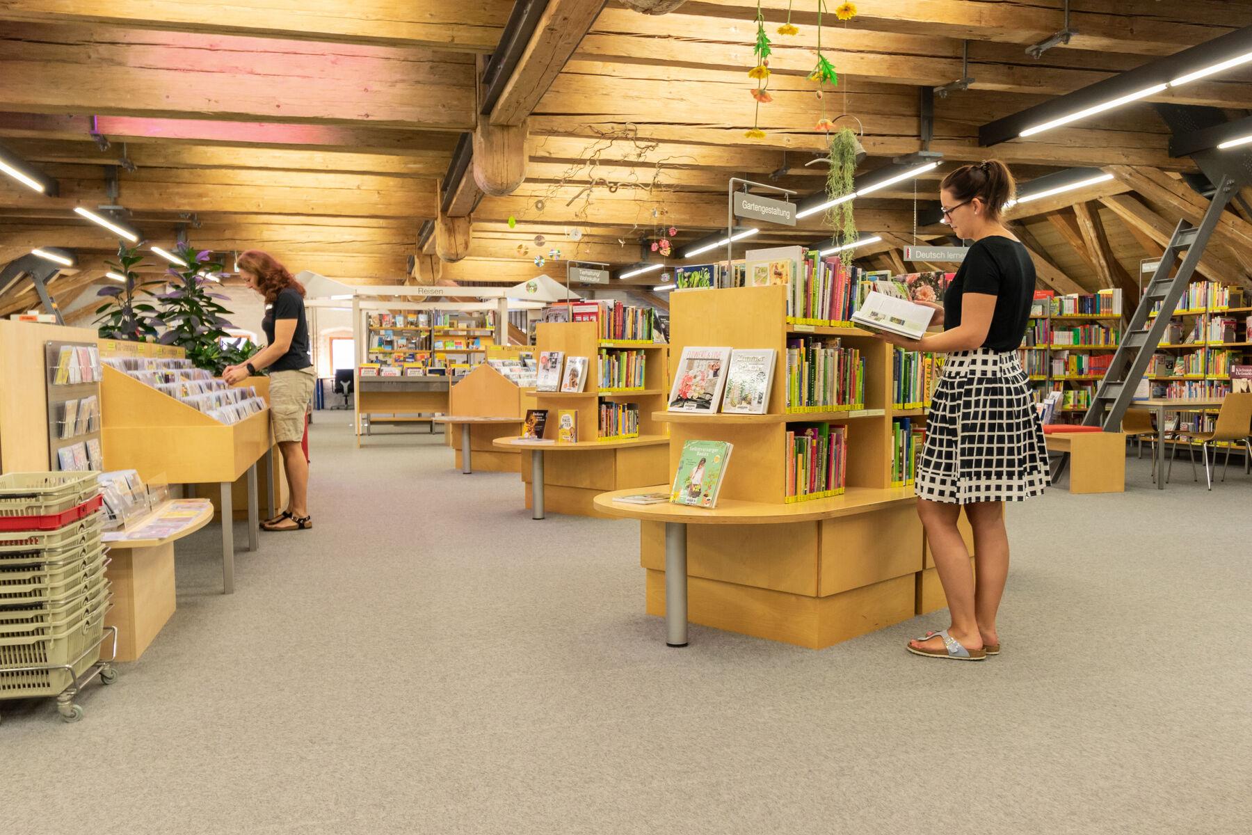 © Stadtbibliothek Straubing