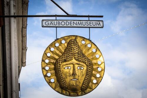 Eingang Gäubodenmuseum