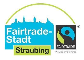 Fairtrade-Logo der Stadt Straubing