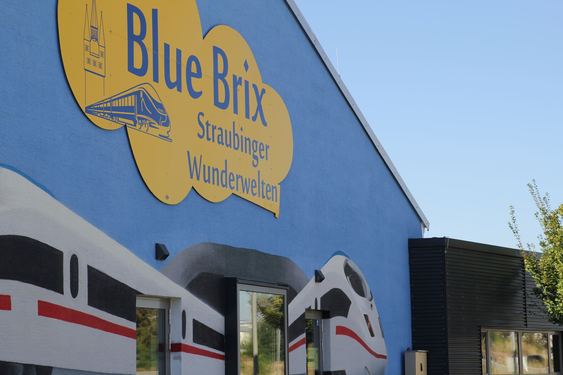 Blue Brix