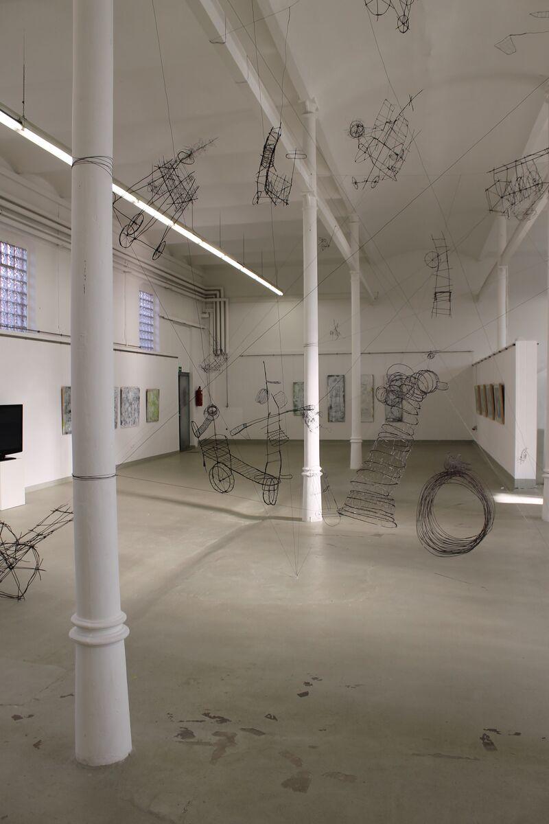 Städtische Galerie Halle II