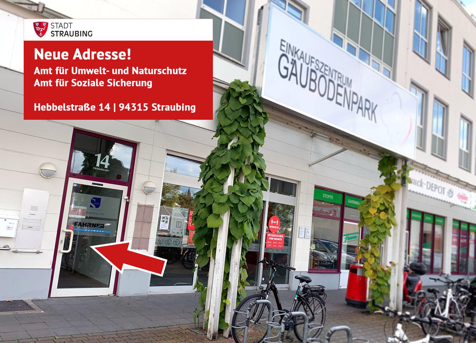 Eingang Hebbelstraße 14