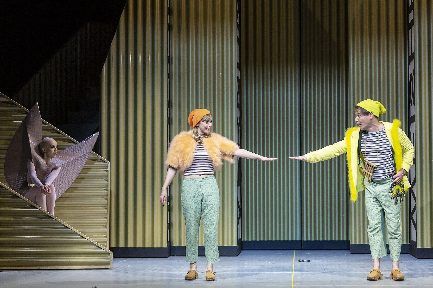 Die Zauberflöte - © Landestheater Niederbayern, Peter Litvai
