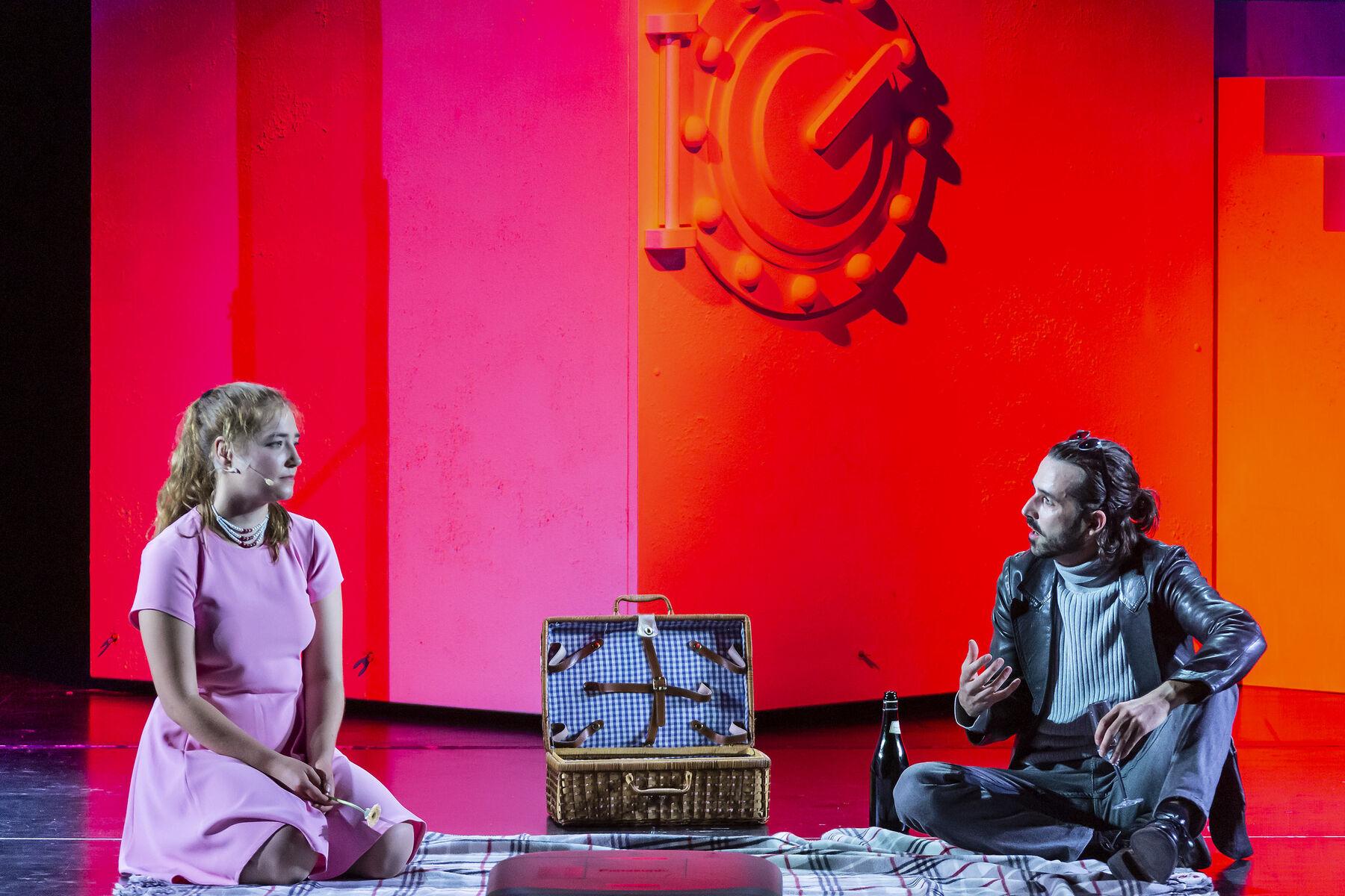Urfaust - © Landestheater Niederbayern, Peter Litvai